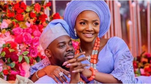 'How I Knew Adekunle Gold Was The Right Man For Me' – Simi