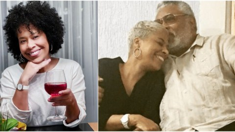 'Don't Blame Me For Being His Side Chick'- Alleged Side Chick Of Rawlings Speaks