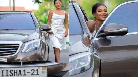 Zylofon Music Dragged For Buying Signee Tiisha A Brand New Benz Allegedly With Menzgold Money