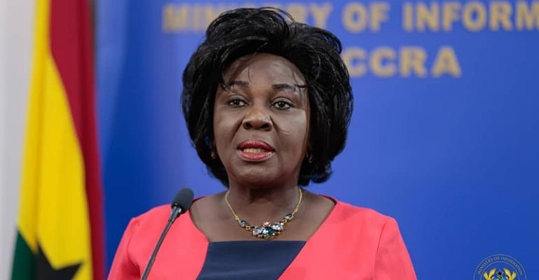 Accra will surely become the cleanest city in Africa - Cecilia Dapaah says after first term failure