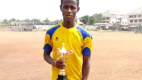 SAD NEWS: Ghanaian Footballer Dies After Picking Brain Injury In Football Match.
