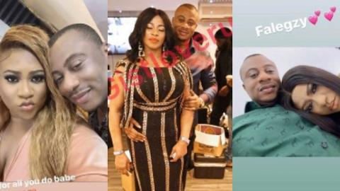 Hot Gossip: Actress Nkechi Blessing And Another Lady Allegedly Clash Over Man After Sharing Photos Of Same Man On Valentine's Day