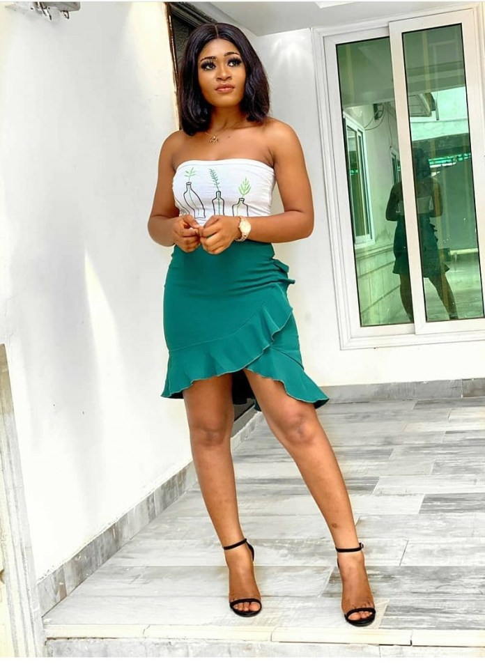 Beautiful Ghanaian Lady, Keziah dies 3 days after her birthday (photos) 6