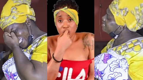 VIDEO: After Paying 3000 Cedis, The Police Have Still Refused To Release Ama Broni's Body To Us And Her Ghost Keep Hunting Us – Family Of Ama Broni Speak