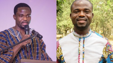 Journalist Manasseh Azure exposes Ghanaian doctor who has se.x with his female clients in latest investigative piece (Watch)