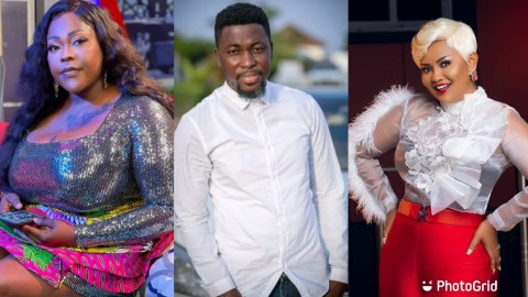 HOT AUDIO: Concentrate On Your Marriage And Cheating Husband!- Mona Gucci Opens Fire On Nana Ama Mcbrown And Kwame A Plus