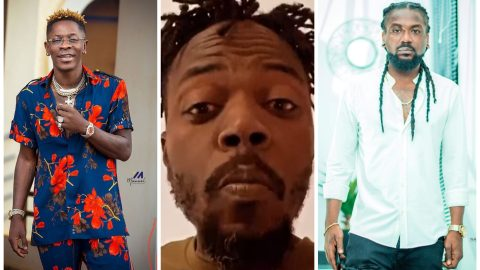 VIDEO: Stop Behaving Like Junior High School Students With Your Senseless Beefs – Kwaw Kese Warns Shatta Wale And Samini