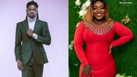 Tima Kumkum Finally Finds Love In Kuami Eugene After Years Of Being Single?