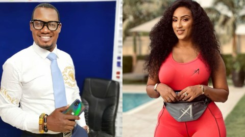 """VIDEO: Even Animals Know God Created Adam And Eve Not Adam And Steve"""" – Kwesi Ernest Fires Shots At Juliet Ibrahim"""