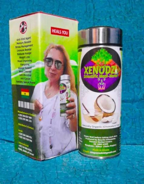 Xenodzi Scientific Medi-Herbs