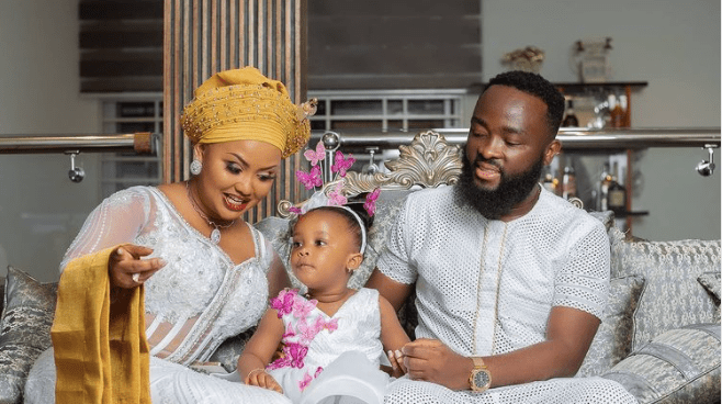 Maxwell Mensah allegedly threatening McBrown with divorce