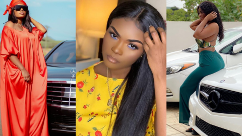 5 Hot Photos Of Magdalene, Shatta Wale's 'Cousin' Ayisha Modi Is Alleging That They're Having An Intimate Relationship Together