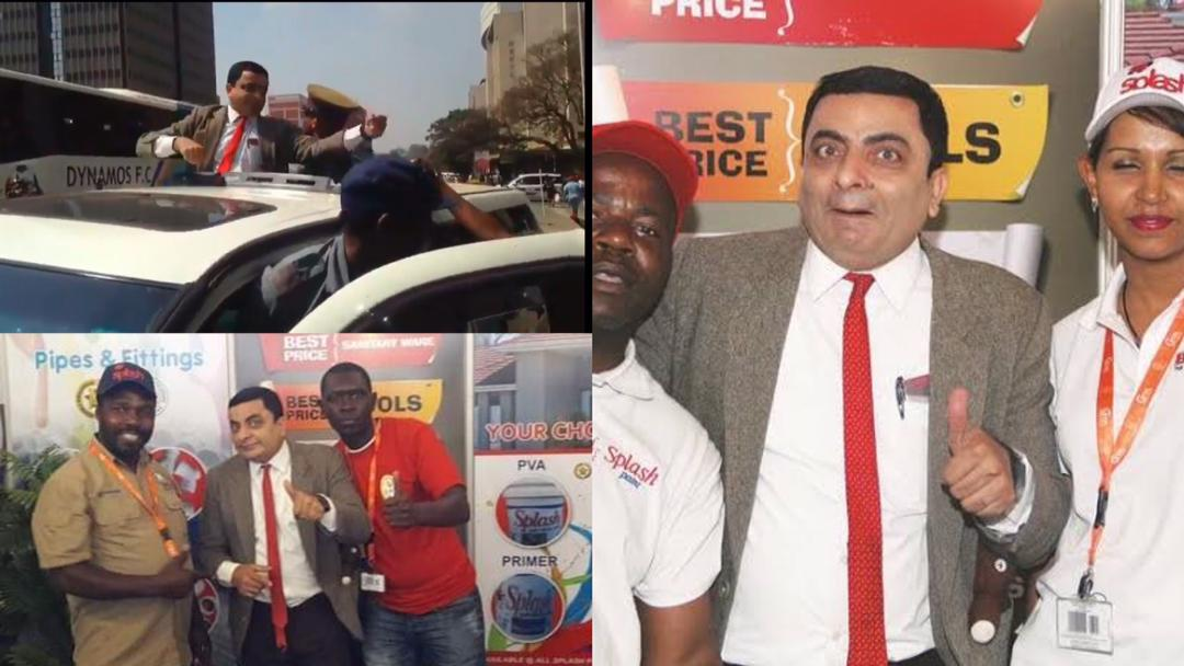 Fake Mr Bean: Man disguises himself as Mr Bean, hosts show in Zimbabwe where people paid to go watch him perform [Video]