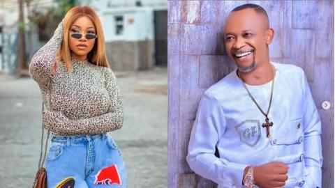 BB Naija star Tacha, Fadda Dickson react following reports that they are secretly dating