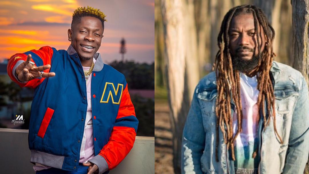 """""""I'm giving you another chance to shine, I'll beat you up if you misuse it"""" – Shatta Wale tells Samini"""