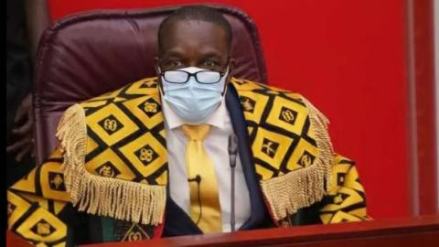 We Will Publish Your Names if You Keep Coming to Parliament With the Virus – Bagbin Warns