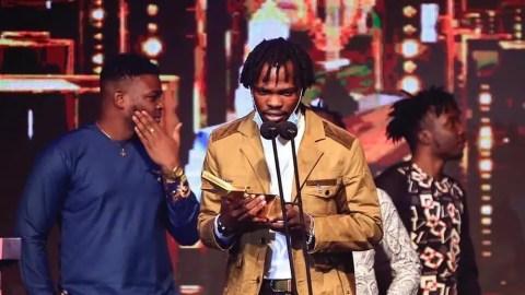I deserve to win VGMA Artiste of the Year award – Fameye