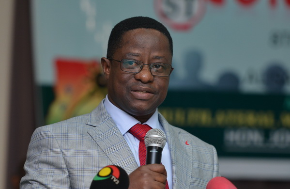 I regret and retract death threats 'jokingly' made against NDC MPs – Peter Amewu