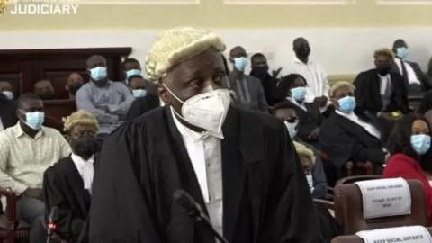 It will be an affront to justice if Jean Mensa isn't cross-examined – Tsatsu Tsikata