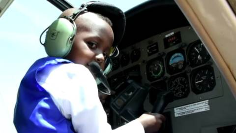 Meet 4-Year-Old Boy Who Is Already Studying Aviation Due To His Love For Helicopters, Knows 16 Types Of Helicopters Already