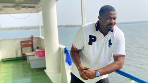 """""""It is deception to give out something for free and now tax Ghanaians for it"""" – John Dumelo"""