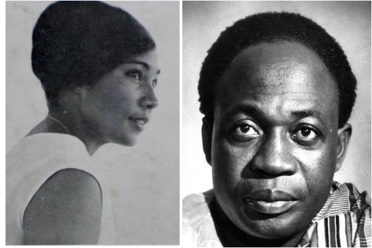 6th March Special: Meet Genoveva Esther Marais, Dr. Kwame Nkrumah's Secret Lover Who Refused To Marry Him PLUS More