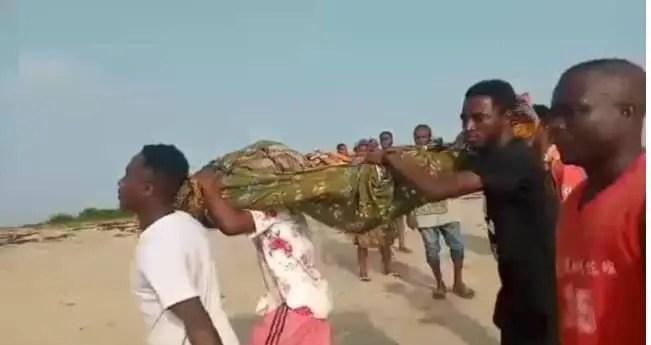 Central Region: 14 minors drown in River Apam, 11 feared dead