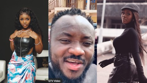 """Stop Whining Like A Sore Loser Seeking For Attention"""" – Netizens Mock DKB For Complaining About Gyakie Ignoring His Calls"""