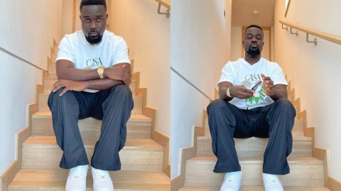 Waking Up To See The Light Is Enough Testimony To Encourage You To Chase Your Dreams – Sarkodie