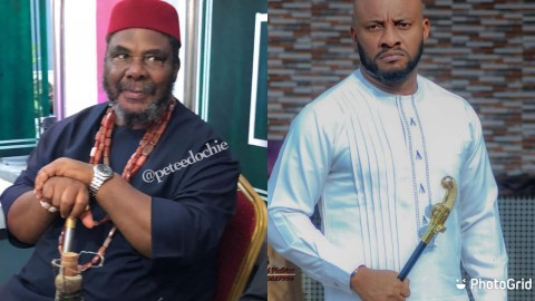 I've Married My Wife For 52 Years And Never Laid My Hands On Her, My Sons Also Treat Their Wives With Respect – Pete Edochie