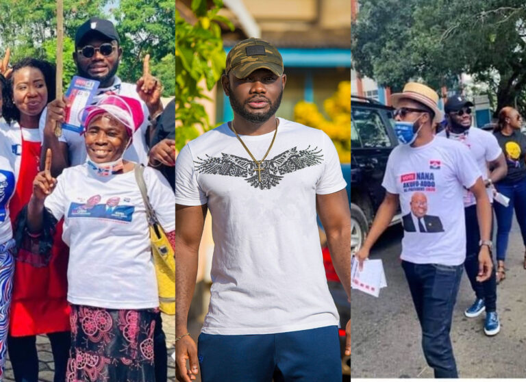 Prince David Osei regrets campaigning for NPP