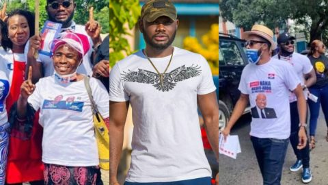 Prince David Osei Says Nana Akufo Addo Has Made Him A Fool For Campaigning For Him After He Introduced New Taxes