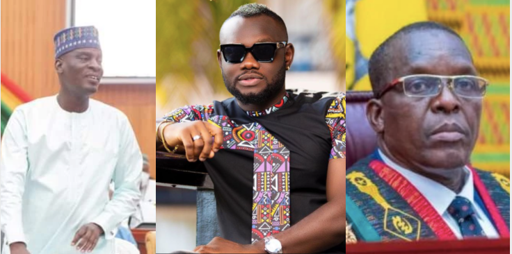 I'll only support NDC if Bagbin or Haruna Iddrisu becomes their flagbearer – Prince David Osei