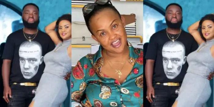 Nana Ama McBrown is 50 years