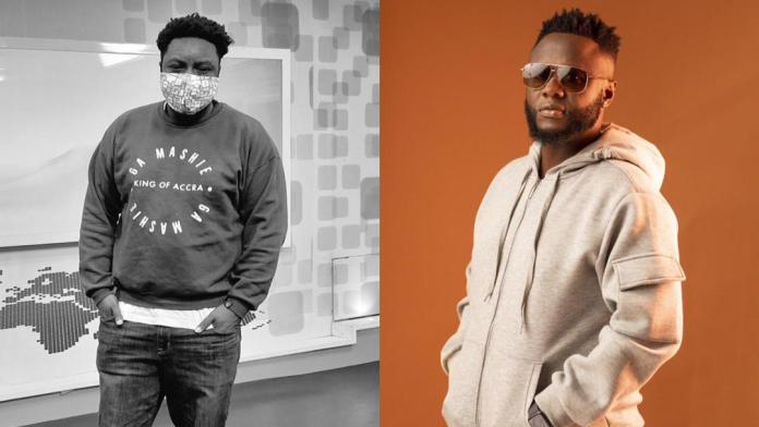 You are a wolf in sheep's clothing – Ghanaian beat makers, DJ Mensah and King Of Accra lock horns on social media as they expose each other