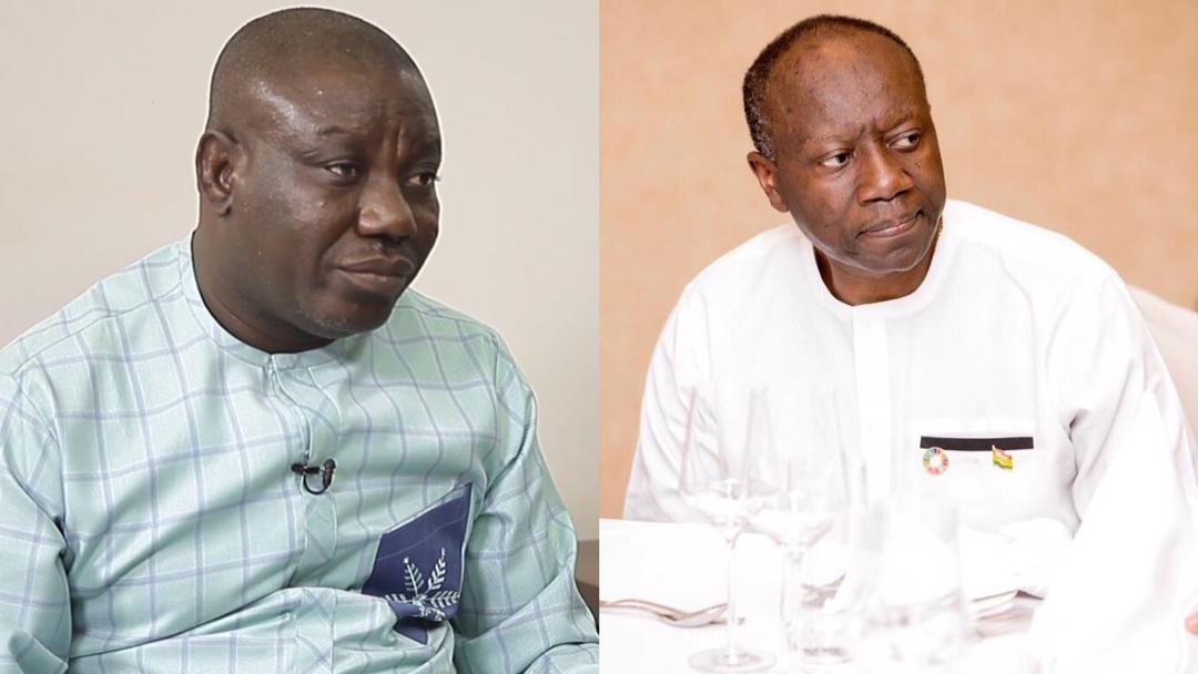 """I'm disappointed that """"corrupt"""" Ken Ofori Atta has been approved as Finance Minister – Isaac Adongo says as he breaks ranks with Minority"""