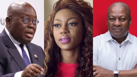 Enough Of The Lies! Fix The Light Now And Stop Ruining Businesses – Yvonne Nelson To Nana Addo