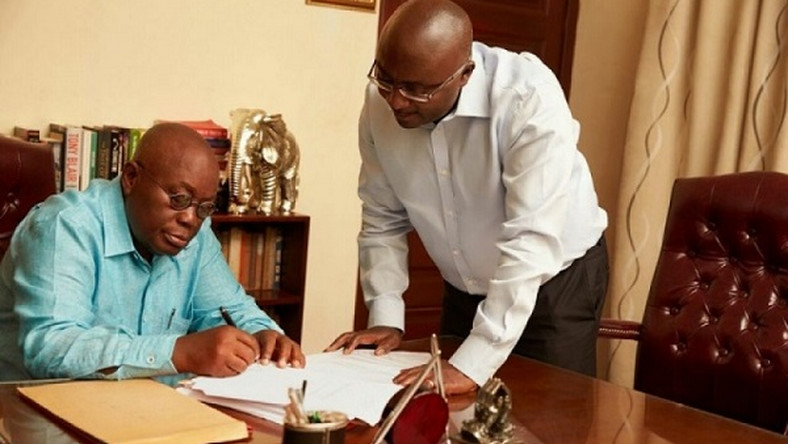 Bawumia lists over 80 first-term achievements of the President-Akufo-Addo government