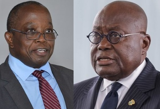 'Acting Auditor General has done things Domelevo couldn't do' – President Akufo Addo