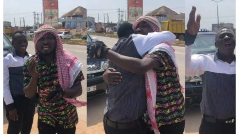 'They Will Give You Injection When You Laugh'- Funny Face Shares Sad Story With Akrobeto (+Video)