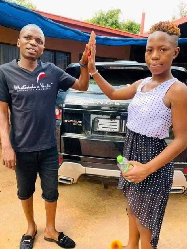 More Photos On Rich Man Who Cleaned Up Homeless Beggar And Decided To Marry Her. 13