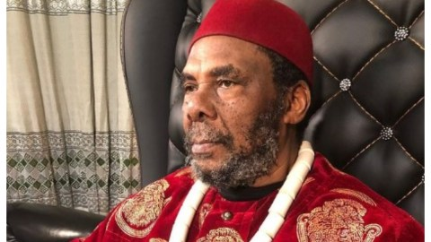 'Don't Leave Your Cheating Husbands, Are You White Women?'- Pete Edochie To Nigerian Women (+Video)