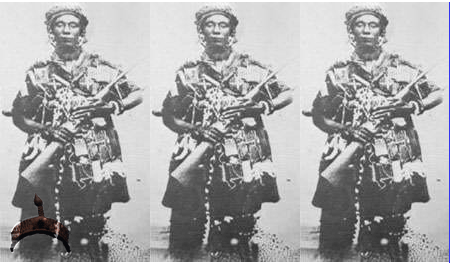 Who is the real Yaa Asantewaa? Netizens confused after fresh photos of the Ashanti Warrior Queen popped up