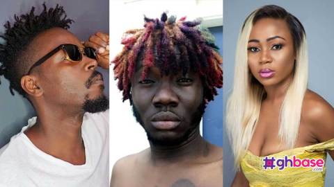 Akuapem Poloo and 9 Ghanaian musicians and showbiz personalities who were sent to prison for various crimes (+Photos)