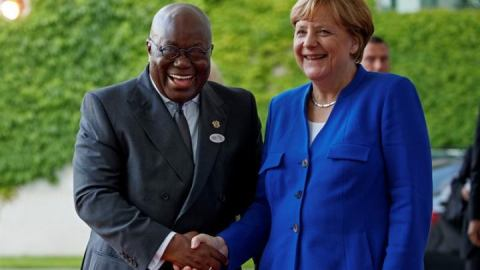 """Ghana picked by Germany as its """"West African Centre for Global Health"""""""