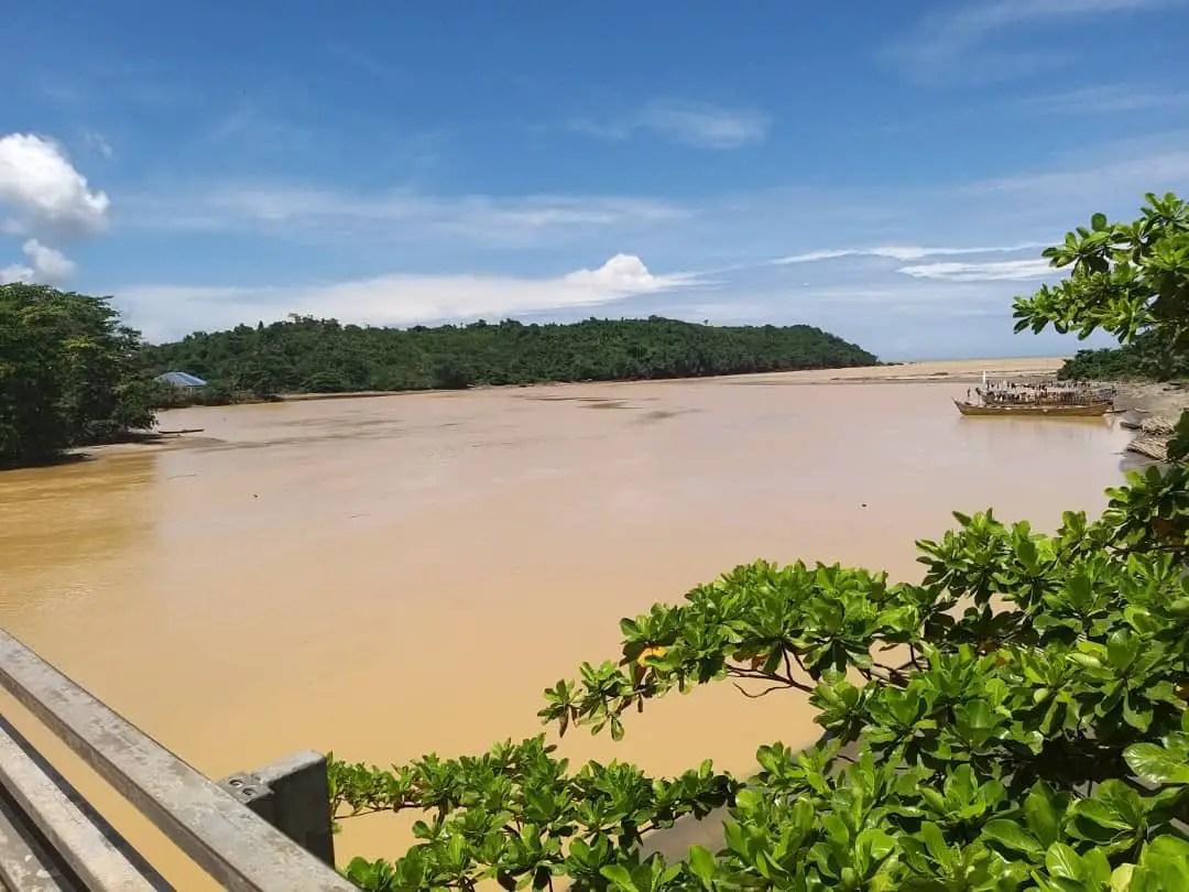 Galamsey is back: Disturbing photos of major rivers in Ghana turned brown
