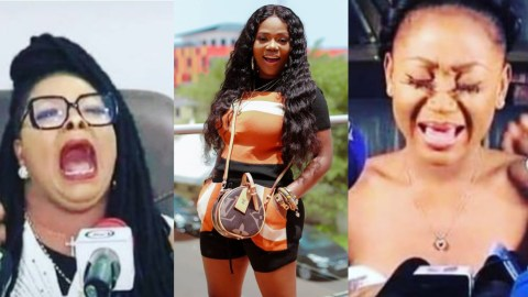 Very Soon Going To Jail Will Become A New Fashion Trend, All You Have To Do Is Organise A Press Conference After Coming Out – Mzbel Mocks Nana Agradaa And Akuapem Poloo