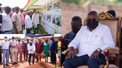 "Government set to build ""Ghana Award House"" worth GHS5 million"