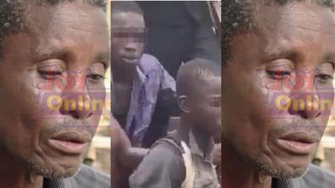 Kasoa Ritual Killing: My grandson is a thief, he once stole $10,000 from his employer and was detained in police cells – Grandfather reveals