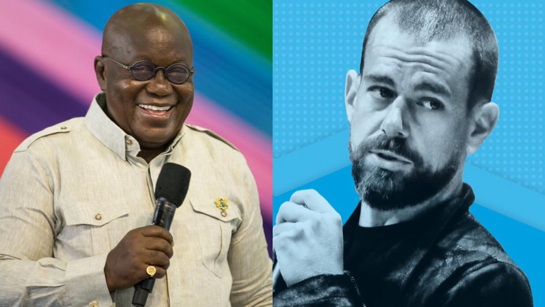 Twitter picks Ghana as its Headquarters for Africa operations, President Akufo-Addo reacts with pride